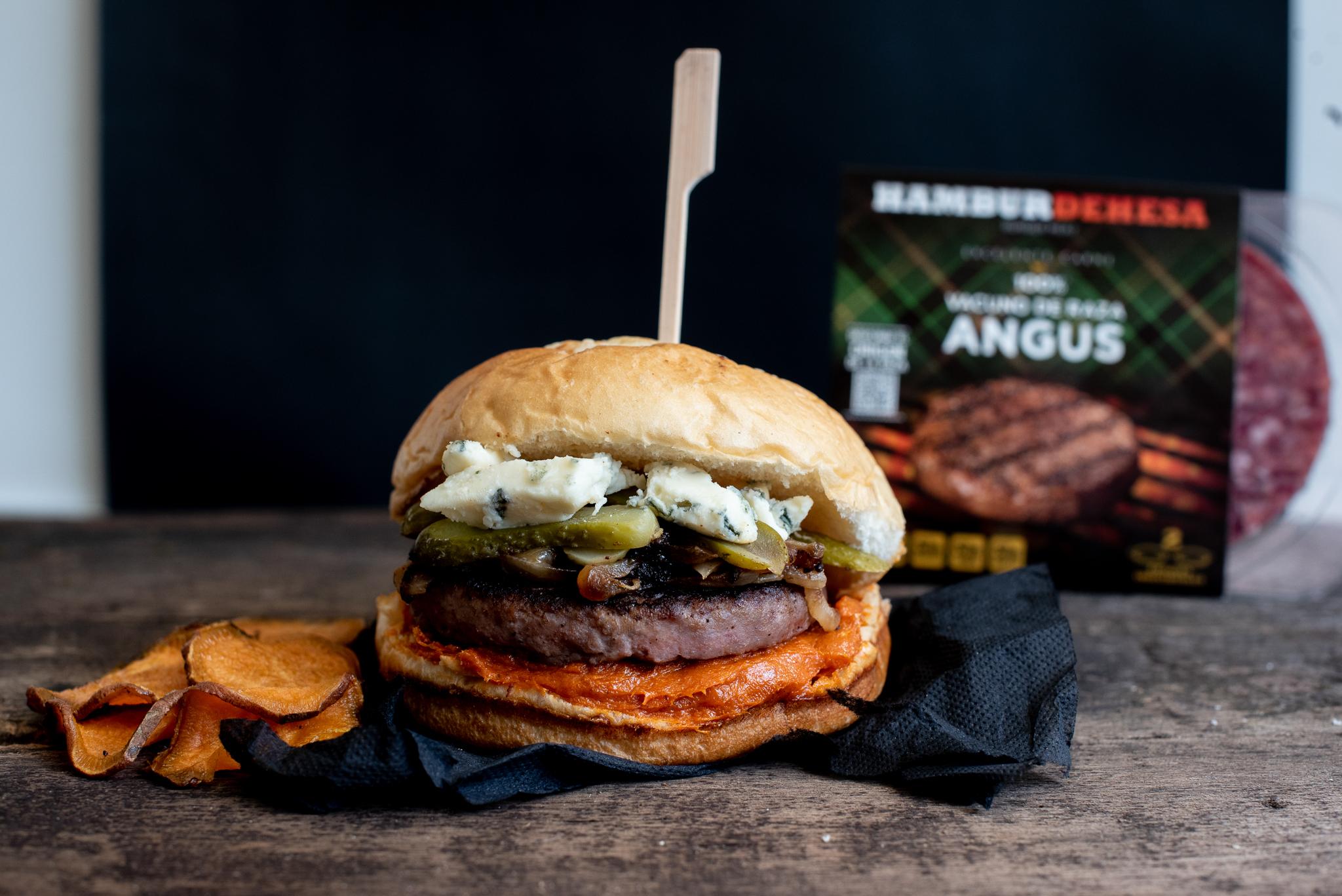 Burger Spezialitäten