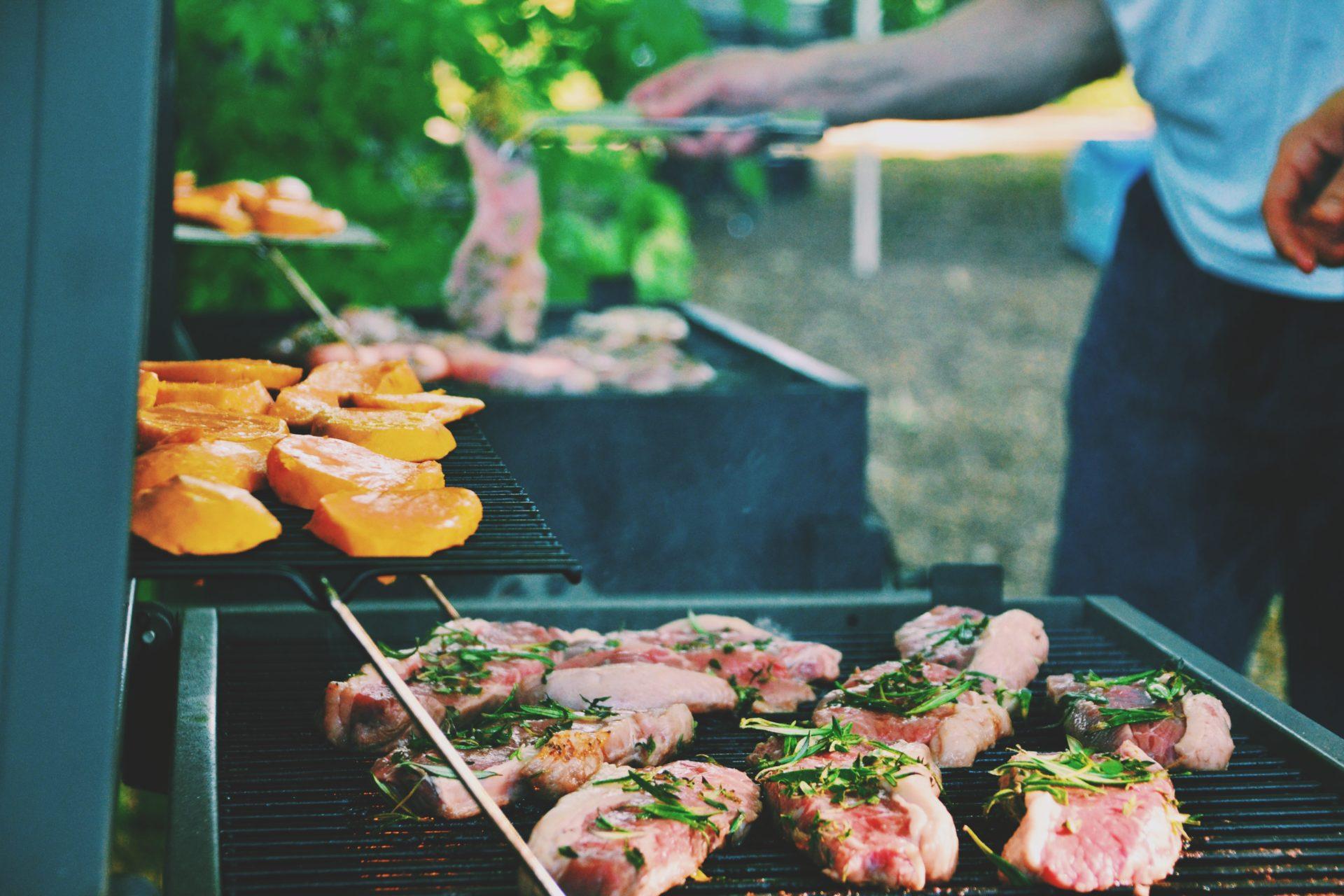 Mit unseren Produkten ist das ganze Jahr Grillsaison